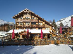 Cote Brune - Hotel - Les Deux Alpes