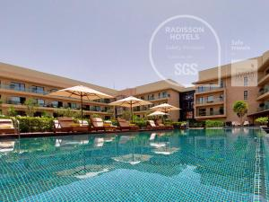Radisson Blu Hotel, Marrakech Carré Eden (5 of 287)