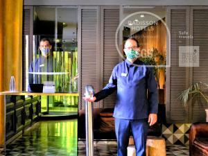 Radisson Blu Hotel, Marrakech Carré Eden (8 of 287)