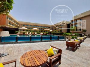 Radisson Blu Hotel, Marrakech Carré Eden (9 of 287)