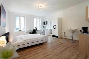 Genova Hotels Design Apart, Appartamenti  Düsseldorf - big - 12