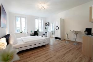Genova Hotels Design Apart, Appartamenti  Düsseldorf - big - 17