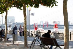 Genova Hotels Design Apart, Appartamenti  Düsseldorf - big - 9