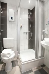 Genova Hotels Design Apart, Appartamenti  Düsseldorf - big - 14
