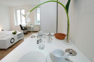 Genova Hotels Design Apart, Appartamenti  Düsseldorf - big - 2