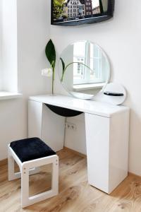 Genova Hotels Design Apart, Appartamenti  Düsseldorf - big - 5