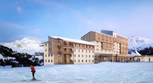 Hôtel Club mmv Plagne 2000 - Hotel - Aime La Plagne