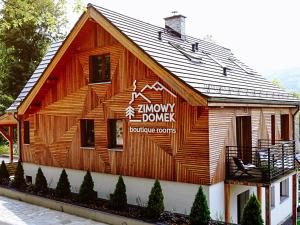 Zimowy Domek Boutique Rooms Adults Only Vege