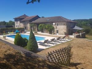 Accommodation in Solignac