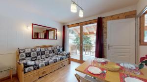 Chalets de Florence FORET & FAMILLE appartements 2 - Hotel - Valfréjus