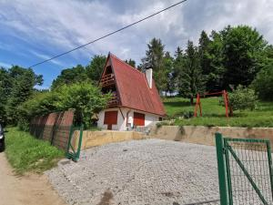 Domek w Brodnicy Dolnej