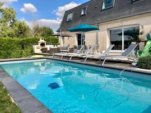 Chambre d hôte avec piscine