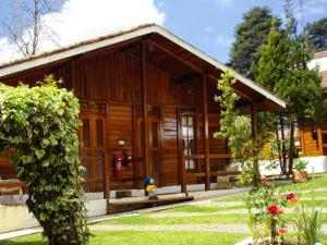 Pousada Refugio Comodo, Гостевые дома  Кампус-ду-Жордан - big - 13