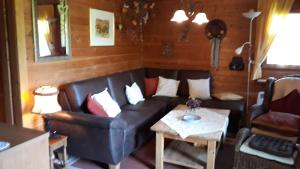 Komfortables Ferienblockhaus Nr 27 56 qm bis 4 Personen Viechtach Jaegerpark
