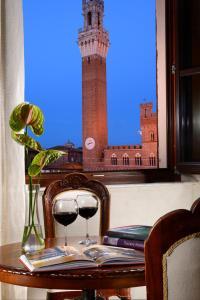 Piazza del Campo Honeymoon Suite - AbcAlberghi.com