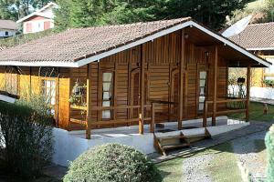 Pousada Refugio Comodo, Гостевые дома  Кампус-ду-Жордан - big - 8