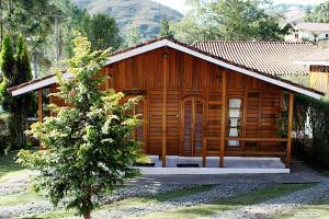 Pousada Refugio Comodo, Гостевые дома  Кампус-ду-Жордан - big - 6