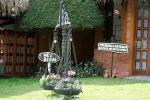 Pousada Refugio Comodo, Гостевые дома  Кампус-ду-Жордан - big - 23