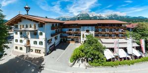 Accommodation in Ellmau