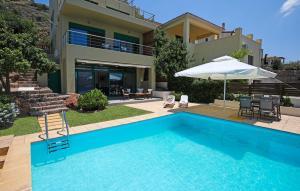Eucalyptus Villa Aegina Greece