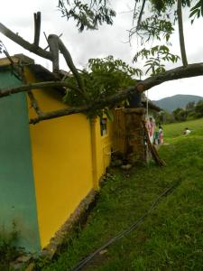 Casa campesina la Maria, Kempingy  San Rafael - big - 6