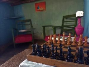 Casa campesina la Maria, Kempingy  San Rafael - big - 4
