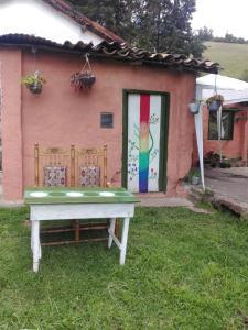 Casa campesina la Maria, Kempingy  San Rafael - big - 3