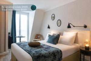 Location gîte, chambres d'hotes Hotel Touraine Opera dans le département Paris 75