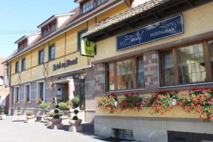 Hôtel Restaurant Au Boeuf - Hotel - Blaesheim