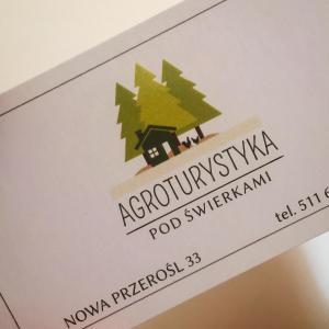Agroturystyka Pod Świerkami