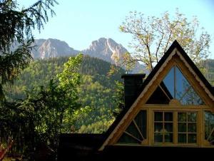 Domki na Krzeptówkach