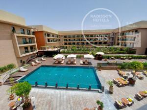 Radisson Blu Hotel, Marrakech Carré Eden (2 of 287)
