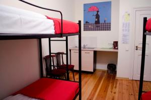 4-Bett-Schlafsaal Red Nose Hostel