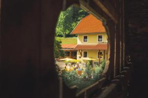 Berggasthof Karlbauer, Pension in Lendorf bei Sachsenburg