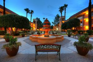 DoubleTree Suites by Hilton Tucson Airport, Hotels  Tucson - big - 33