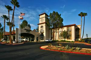 DoubleTree Suites by Hilton Tucson Airport, Hotels  Tucson - big - 44
