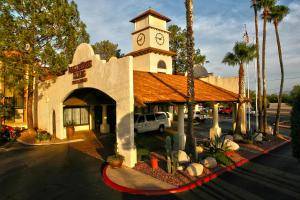 DoubleTree Suites by Hilton Tucson Airport, Hotels  Tucson - big - 54
