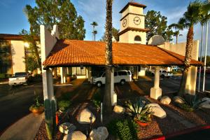 DoubleTree Suites by Hilton Tucson Airport, Hotels  Tucson - big - 20