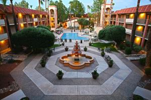 DoubleTree Suites by Hilton Tucson Airport, Hotels  Tucson - big - 35