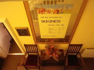 Balmoral, Pensionen  Skegness - big - 46
