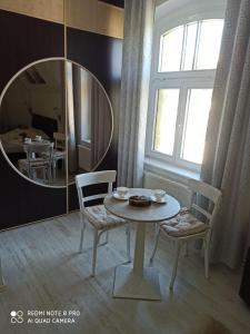 Biały apartament
