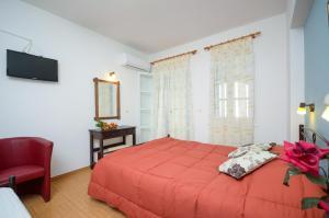 Galazia Studios, Aparthotely  Naxos - big - 21