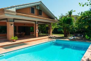 Villa Aurelia Romana - abcRoma.com