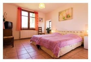 Au Pichet, Bed & Breakfast  Saint-Orens - big - 21