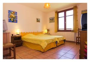Au Pichet, Bed & Breakfast  Saint-Orens - big - 23