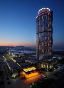 Crowne Plaza Yantai Sea View, an IHG Hotel