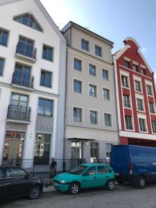 Apartament Bulvar Starówka