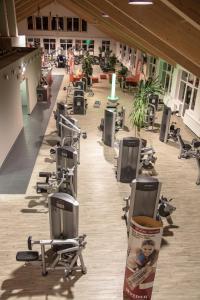 Hotel Roter Hahn Garni, Отели  Гармиш-Партенкирхен - big - 23