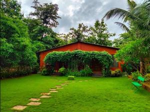 Kisan Eco Farm, Hotel  Vasind - big - 6