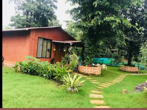 Kisan Eco Farm, Hotel  Vasind - big - 7